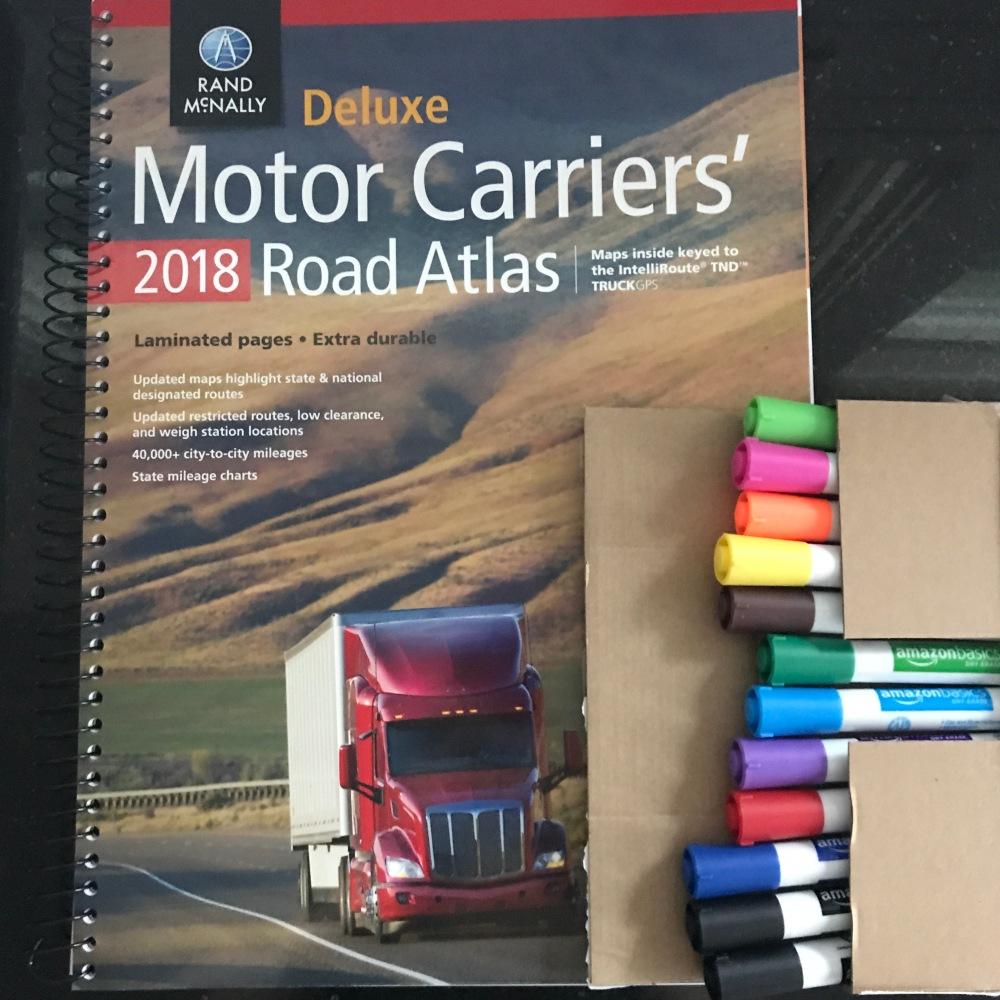 RV road trip planning west coast southwest